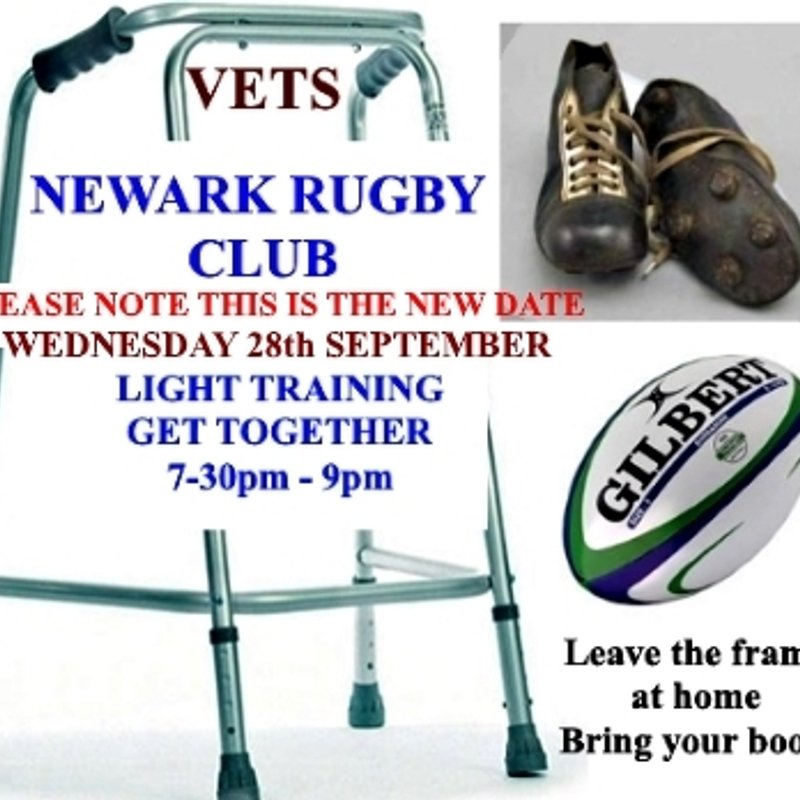 ATTENTION VETS, - THE DATE HAS CHANGED!!