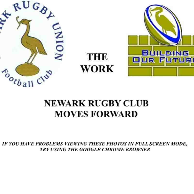 NRUFC REBUILD  - PHASE 1 DEVELOPMENT - ARCHIVE (UPDATED 16 - 01 - 2017)