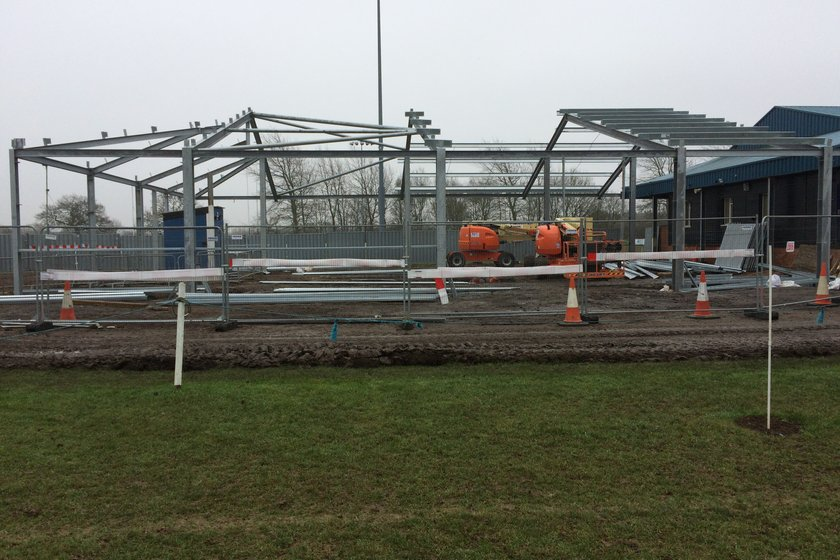 Club Redevelopment - SOMETHING TO SEE!