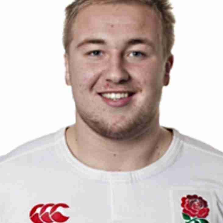 Second Newark Rugby Player to make the U18s