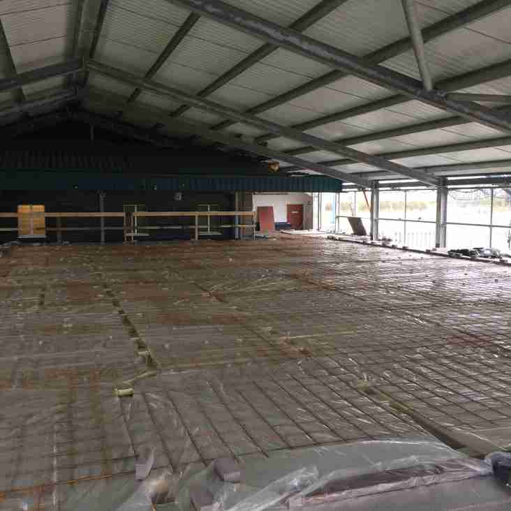 27-03-2017 CLUB REDEVELOPMENT PROGRESS – UPDATE