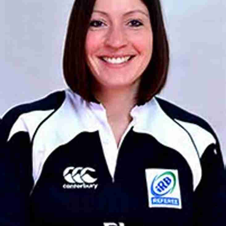 Follow Claire Hodnett at Women's Rugby World Cup