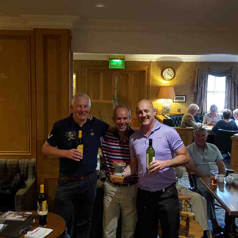 Golf Society September 2017 Golf Day