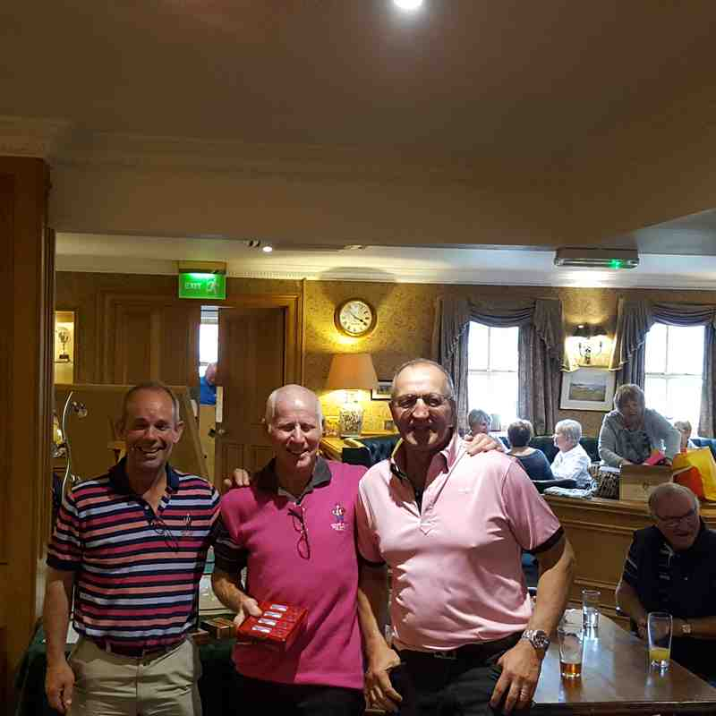 Golf Society September 2017 Golf Day
