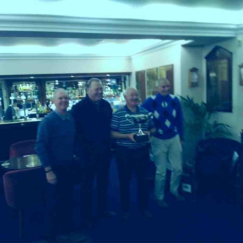 2017 Newark RFC Golf Society 4th Yorks Tour.