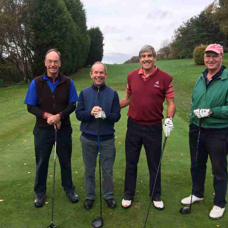 Newark RFC Golf Society 4th Yorks Tour 2017.
