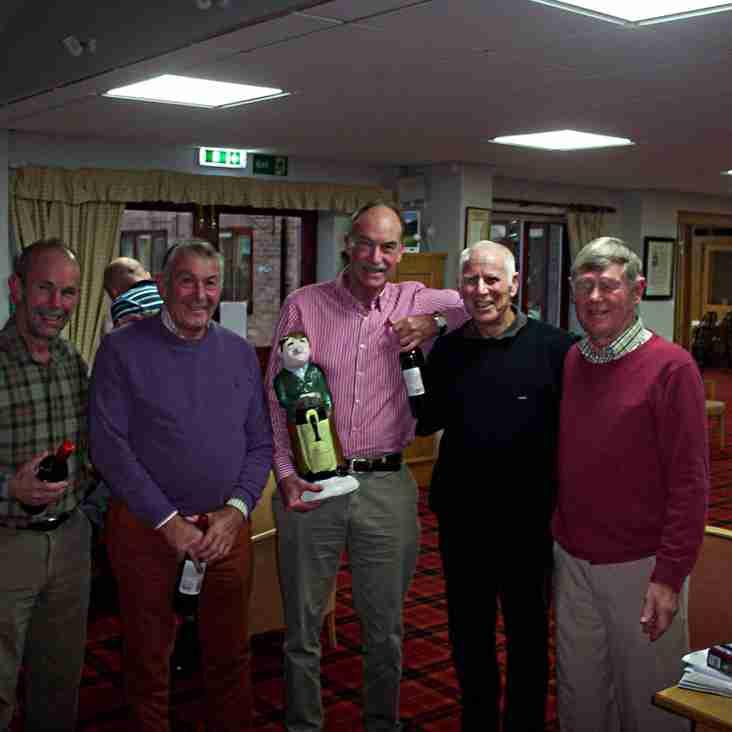 Newark RFC Golf Society.