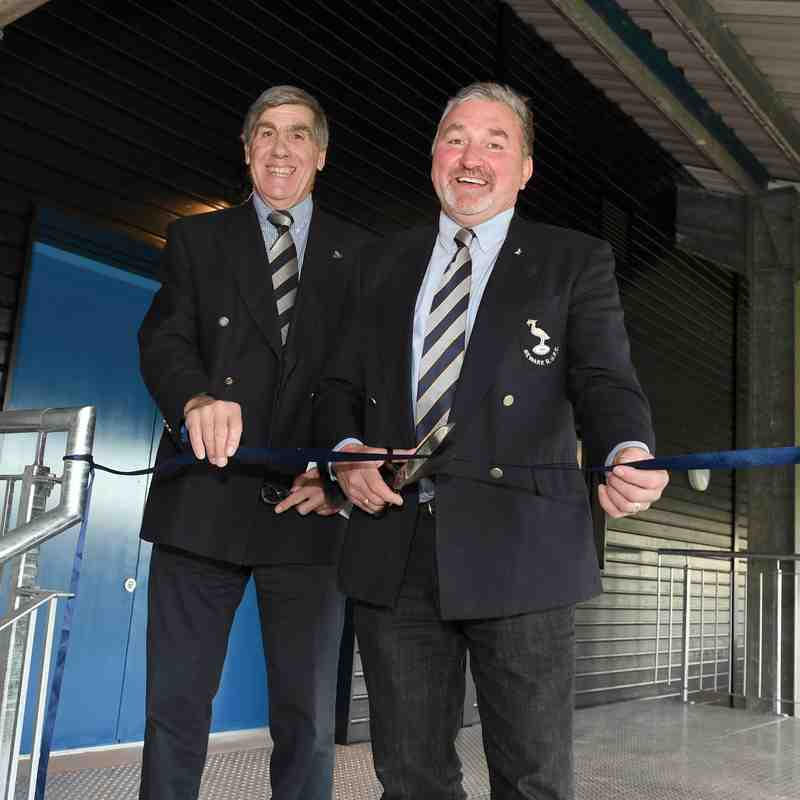 16-12-2017 THE OFFICIAL OPENING OF PHASE 2 OF THE CLUBS REDEVELOPMENT