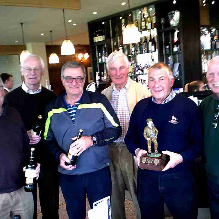 NRFC Golf Society - Alf Marshall Trophy