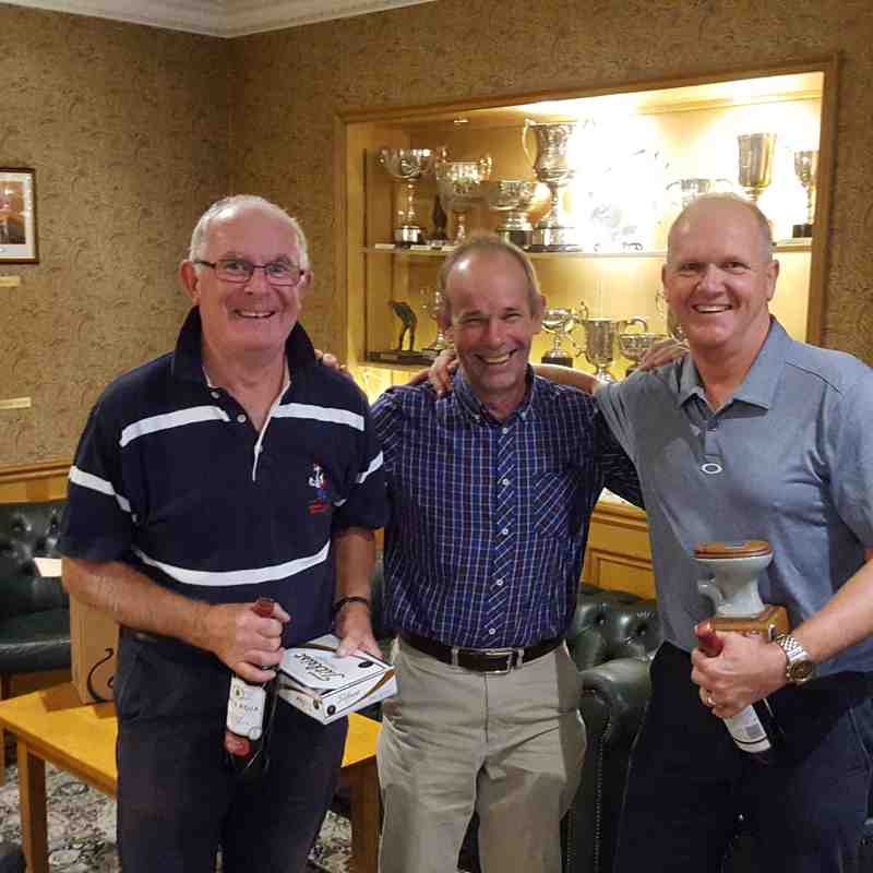 Wallis Bowl Golf Day. Blankney GC 10th Aug 2018