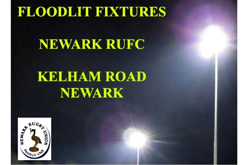 FRIDAY NIGHT RUGBY (19th OCTOBER)