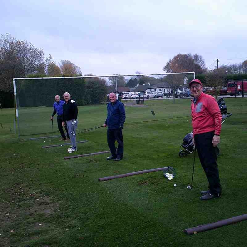 Golf Society - Stanton Course 09-11-2018