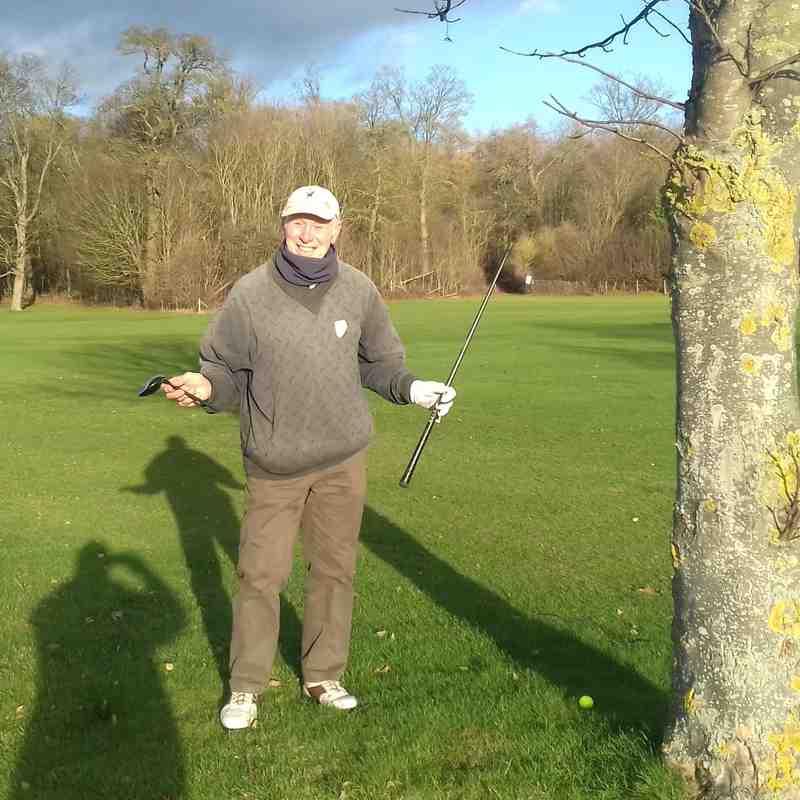 30-11-2018 Golf Society at Stoke Rochford
