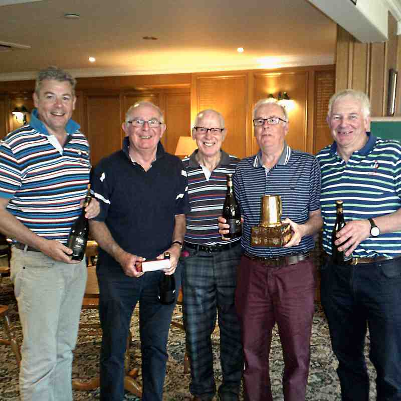 29-03-2019 SECRETARY'S TANKARD - BLANKNEY GC