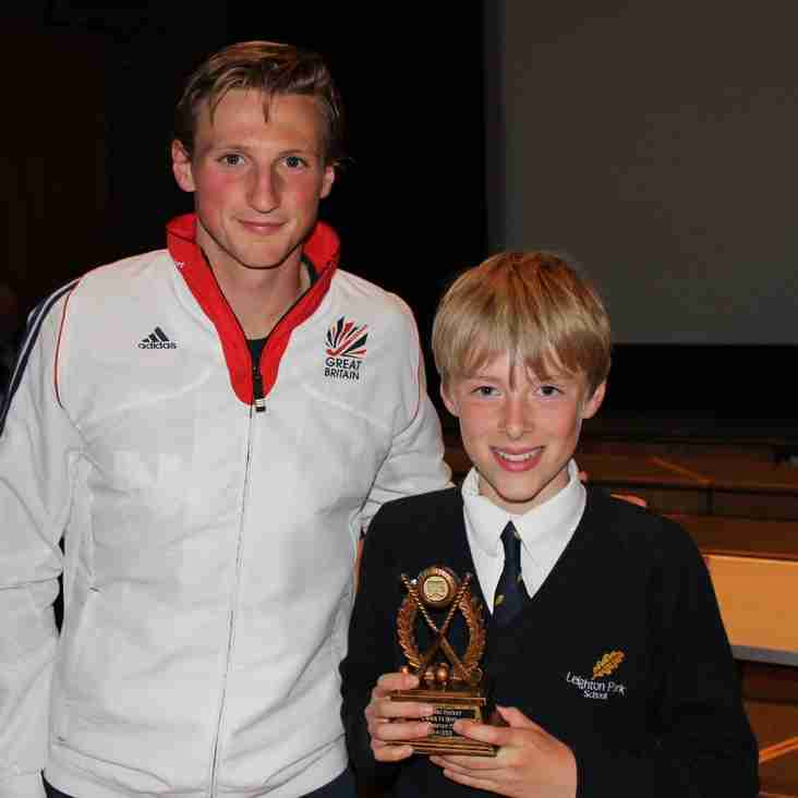 Will Parsons Wins Berkshire Player Award