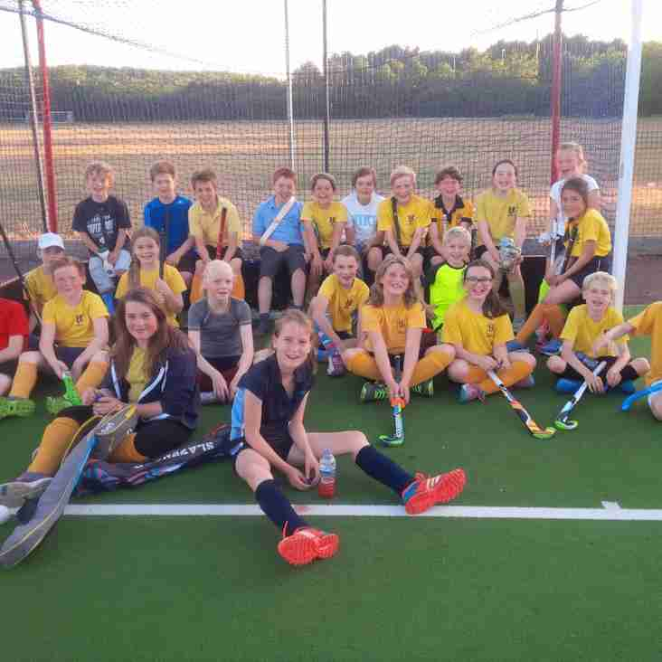 Henley Hockey Academy Season 2015-2016
