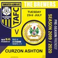 Curzon Ashton  Next Up at the i2i