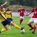 Thackley AFC 0 Tadcaster Albion 1 Pre-Season Friendly