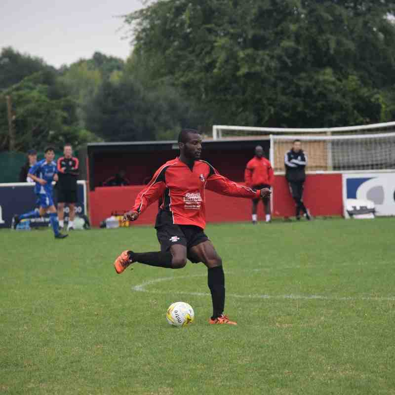 Vs Worcester Park 17/09/2016