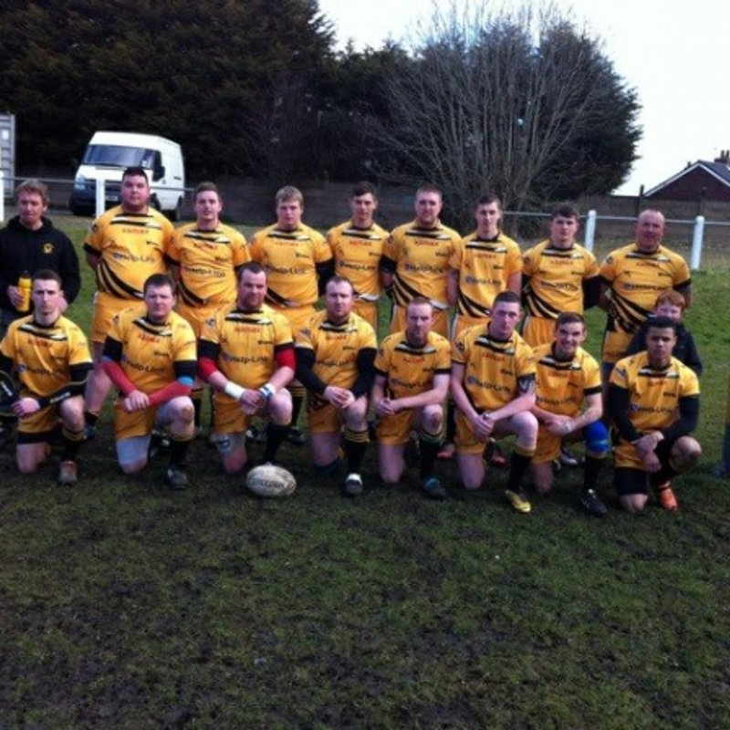 Open Age lose to West Hull 58 - 6