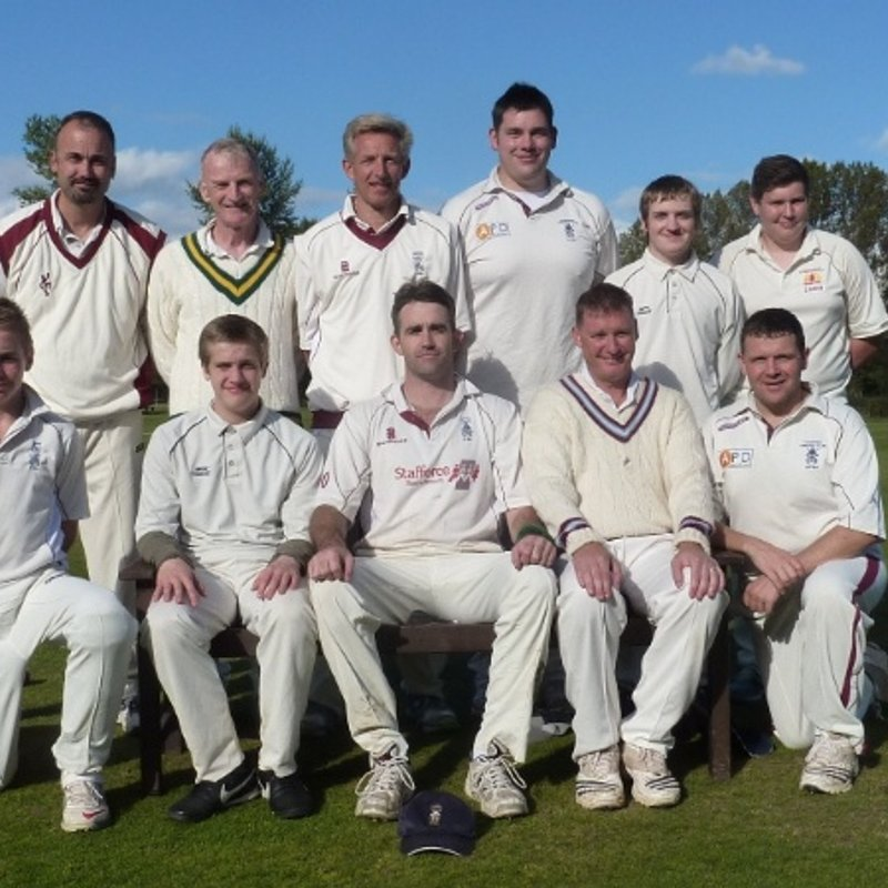 Dumfries Cricket Club vs. Greenock