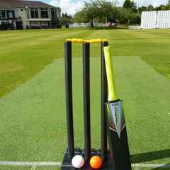 Start of Nunholm Junior Cricket on Monday - 18th Apr