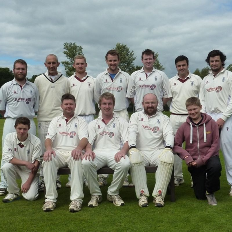 Dumfries Cricket Club vs. Poloc