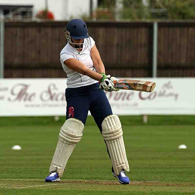 2015 - Women's Player of the Year (Sue Strachan)