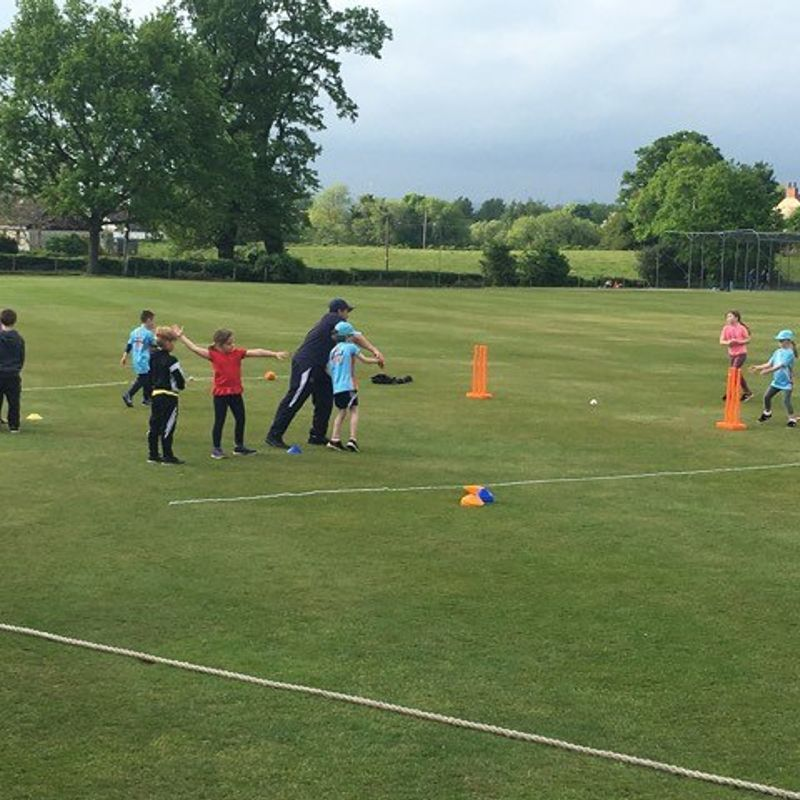 All Stars Cricket @ Dumfries Cricket Club