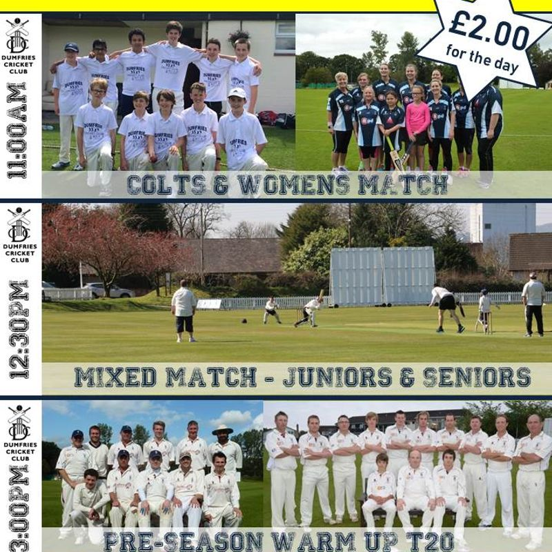 CLUB DAY 2018 - 3 Interclub Matches