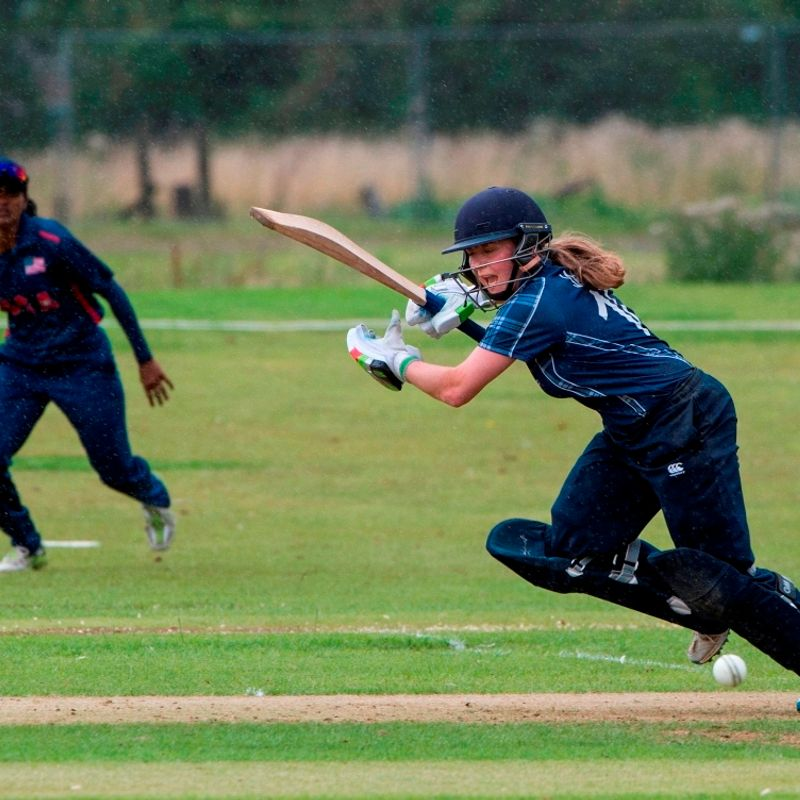 Scotland Women 'A' title matches Sun/Mon