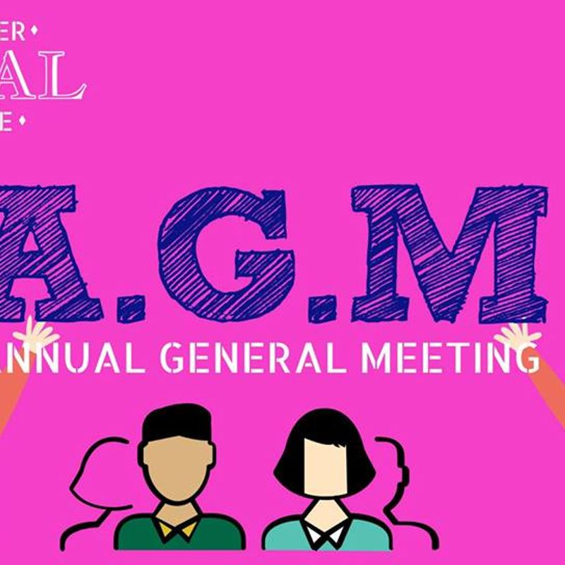 UPDATED: Club AGM - Thu  29th Oct 18:00