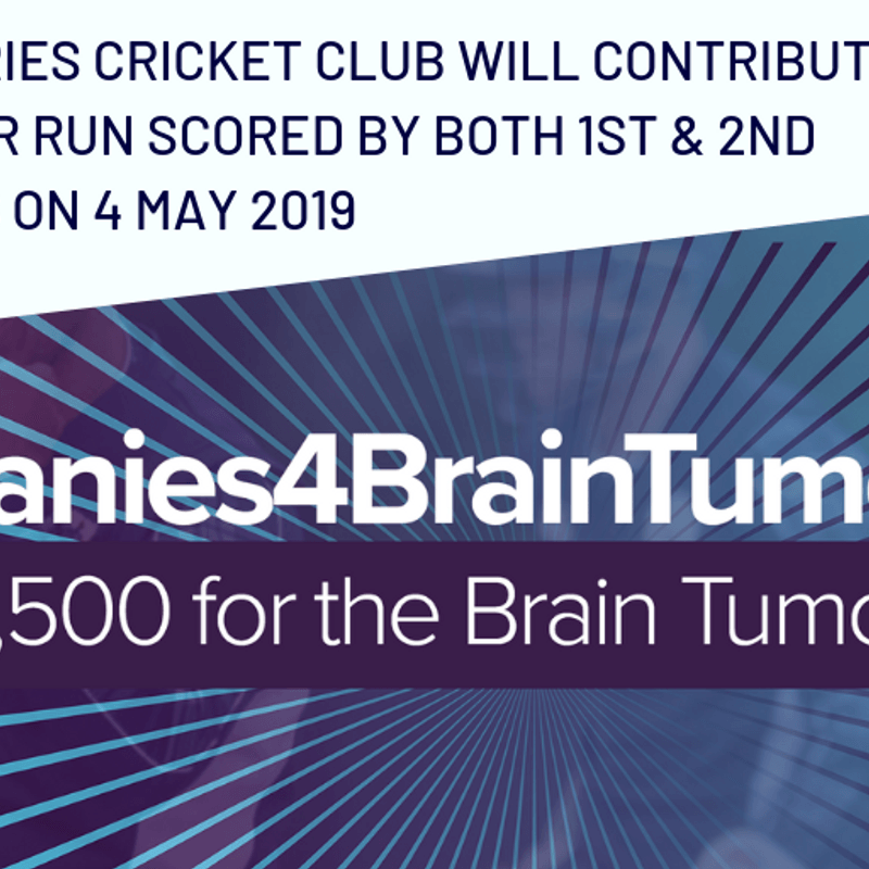 Fundraising for The Brain Tumour Charity