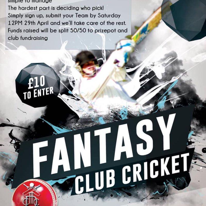 DCC Fantasy Club Cricket 2019