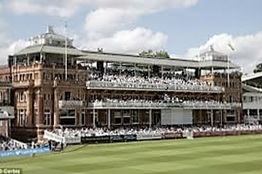 Not quite Lords but Pavilion Plans on the Agenda