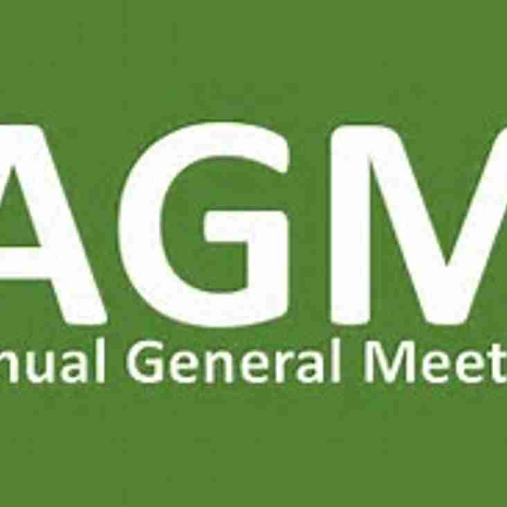 Notice of the 2017 AGM