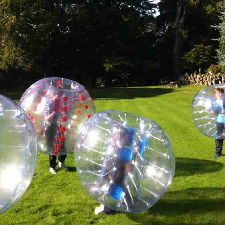 The Zorbs are coming.............
