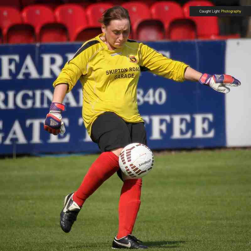 Harrogate Railway Ladies 1-1 Silsden