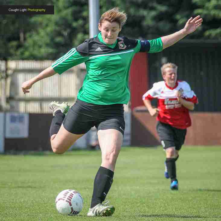 Match Report: Harrogate Railway Ladies 1-1 Silsden