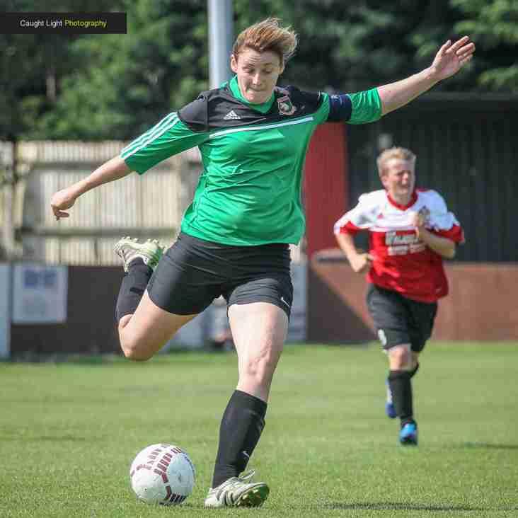 Match Report: Harrogate Railway Ladies 1-1 Silsden