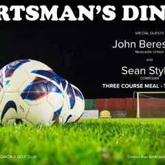 Sportsman's Dinner - April 2016
