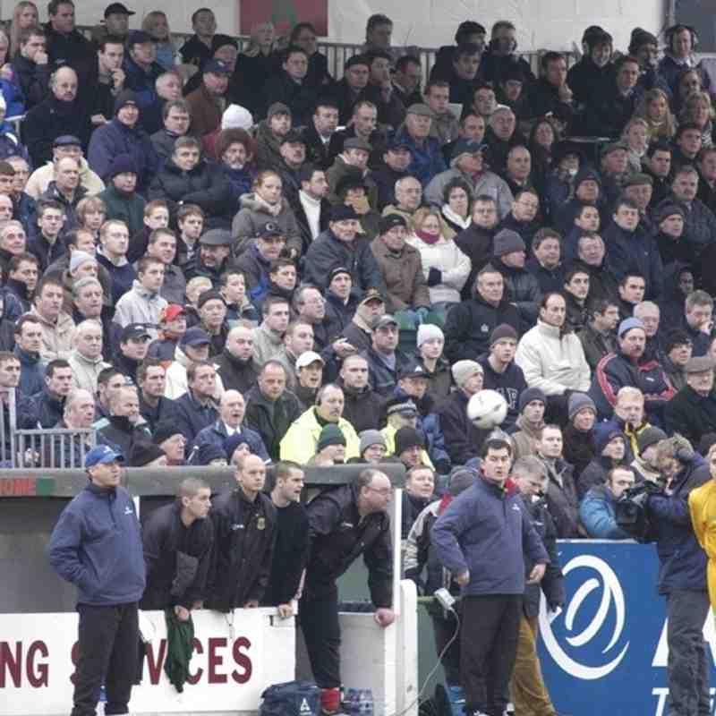 FA Cup 2002 Style