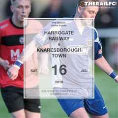 Next fixture: Home to Knaresborough Town