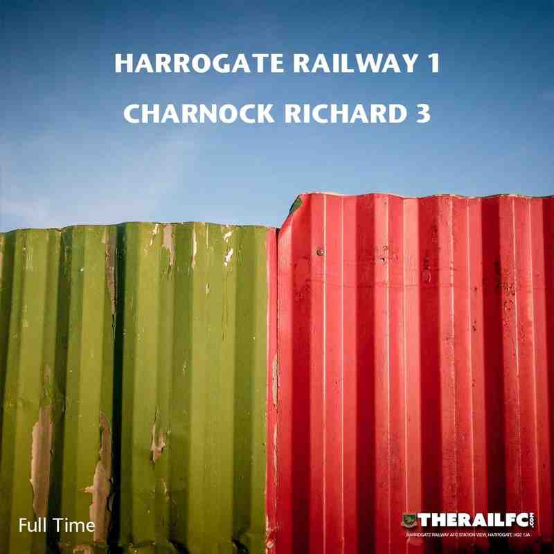 Harrogate Railway 1-3 Charnock Richard