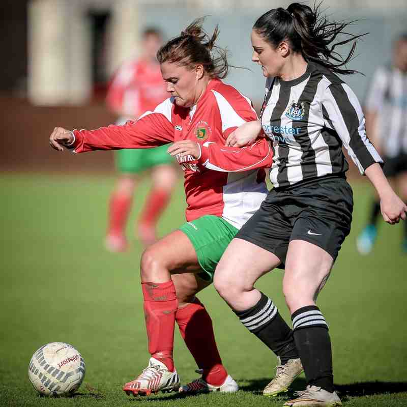 Harrogate Railway Ladies 1-4 Westella and Willerby