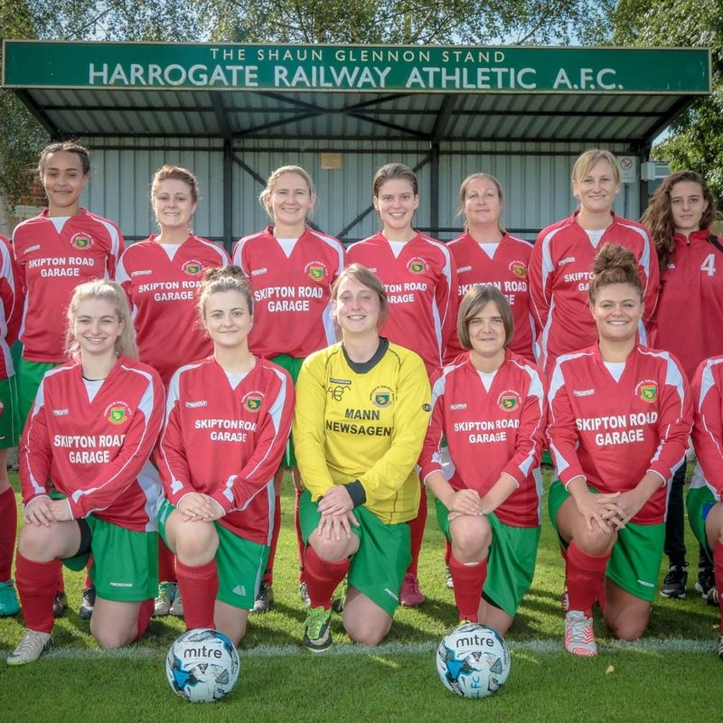 Harrogate Ladies Unable to Match Altofts