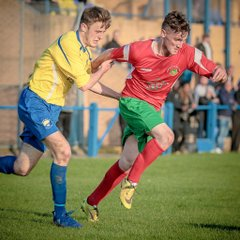 Garforth Town 2-2 Harrogate Railway