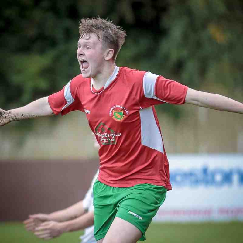 Harrogate Railway 5-1 Maltby Main