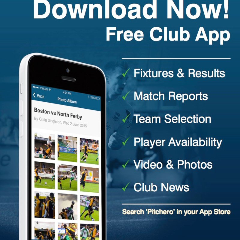 Never miss a beat with our free Club App