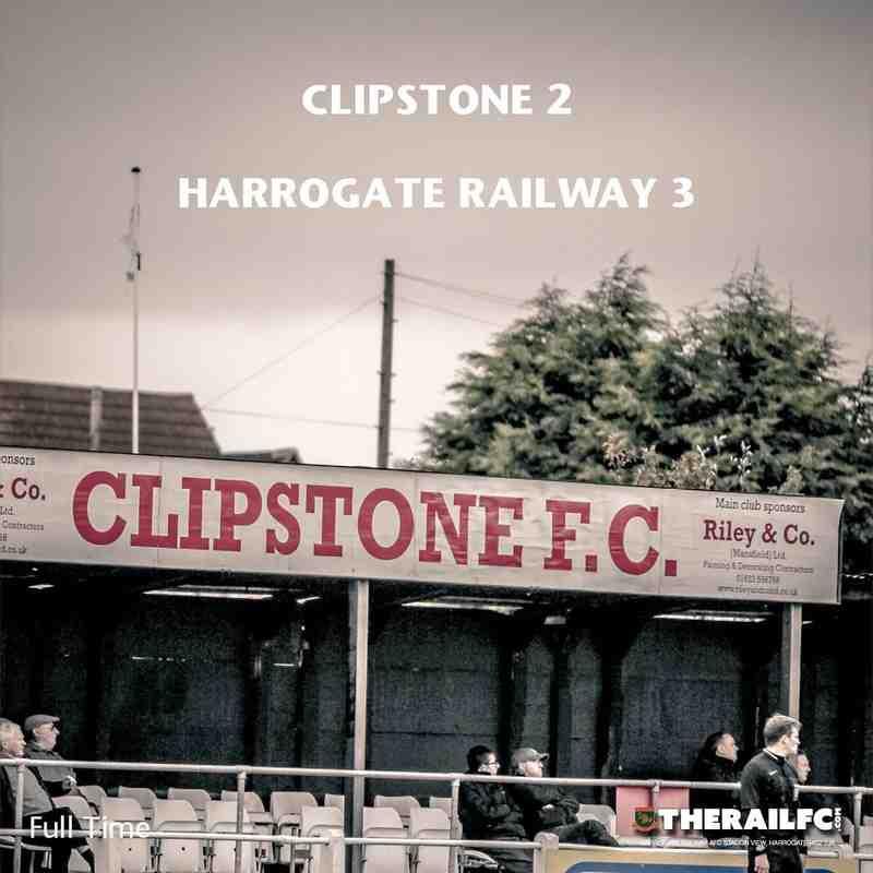 Clipstone 2-3 Harrogate Railway